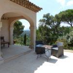 Gigaro Villa Anis Terrasse oben