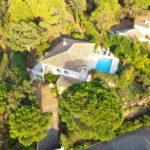 Gigaro Villa Anis Luftbild